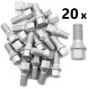Bolt Pack H: Rust Resistant Bolts