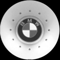 Genuine BMW 31 centre caps