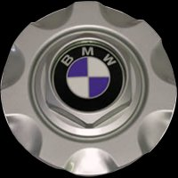 Genuine BMW 19 centre caps