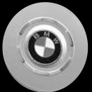 Genuine BMW 15 centre caps