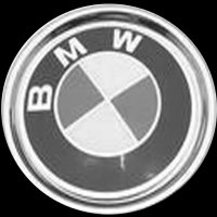 Genuine BMW TRX2 centre caps