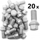 Bolt Pack P: Rust Resistant Bolts