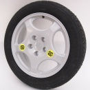 BMW Spare Wheel & Tyre Type 2 (F30 F31 F32 F36 E84)