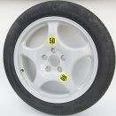 BMW Spare Wheel & Tyre Type 4 (F01 F02 F04 F07 F25)