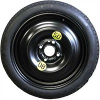 MINI Spare Wheel & Tyre Type M1 (to fit Mini R50 R52 R55 R56 R58 R59)