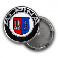 Alpina Dynamic D01/09/20 & Classic C12/CS16 Centre Cap
