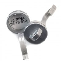 "Alpina Lock Cover for Classic C94/95/96 ""Softline"" Caps"