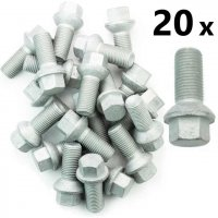 Bolt Pack A: Rust Resistant Bolts