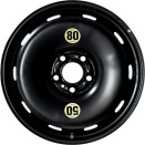 BMW Spare Wheel Type V 17x3.5ET18 #12 (F45 F46 F48)