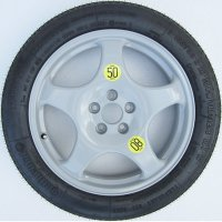 BMW Spare Wheel & Tyre Type 5 (G11 G12 G30 G31)