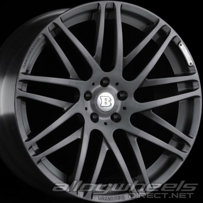 Brabus Wheel F1495057T and F1410160T