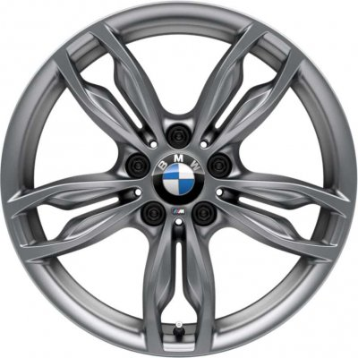 BMW Wheel 36117845870 and 36117845871