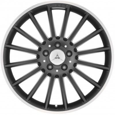 AMG Wheel B66031502 - A2044014802 and B66031503 - A2044014902