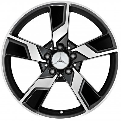 Mercedes Wheel A21240134027X23 and A21240135027X23