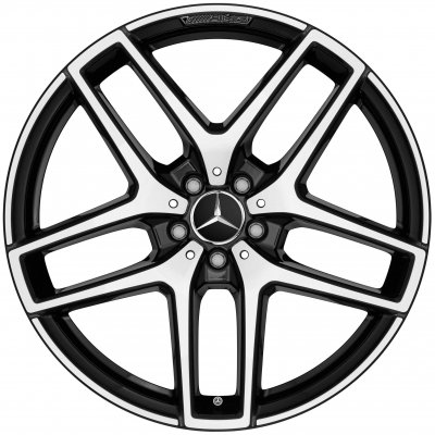 AMG Wheel A29240129007X23 - A29240116007X23 and A29240117007X23
