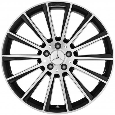 AMG Wheel A22240104007X23 and A22240105007X23