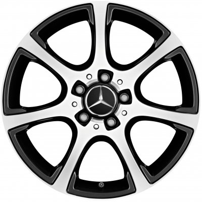 Mercedes Wheel A20440169027X23 and A20440170027X23