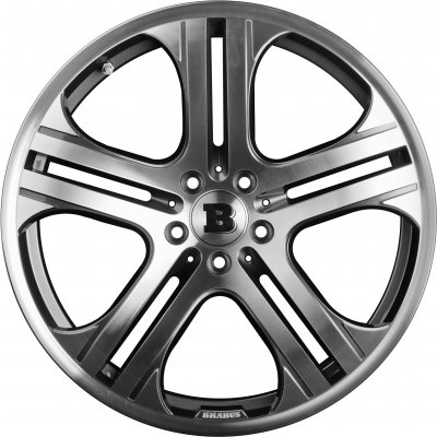 Brabus Wheel Q1285850 and Q1295850