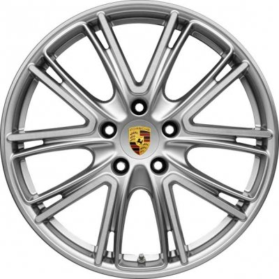 Porsche Wheel 971601025MOU7 and 971601025NOU7