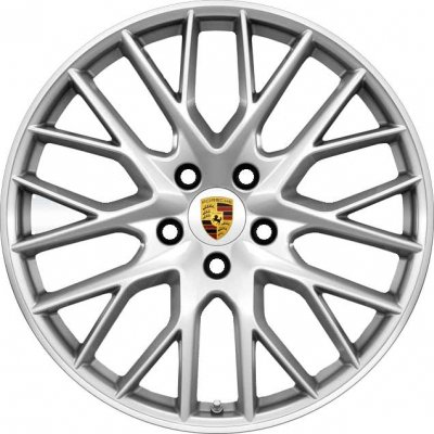 Porsche Wheel 971601029DM7Z and 971601029KM7Z