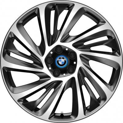 BMW Wheel 36116862896 - 36116862895 and 36116862898 - 36116862897