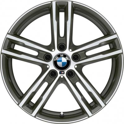 BMW Wheel 36118745164 and 36118745166