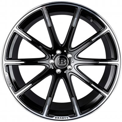 Brabus Wheel Z1290145 and Z1205150