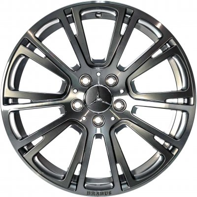 Brabus Wheel R1285045 and R1295045